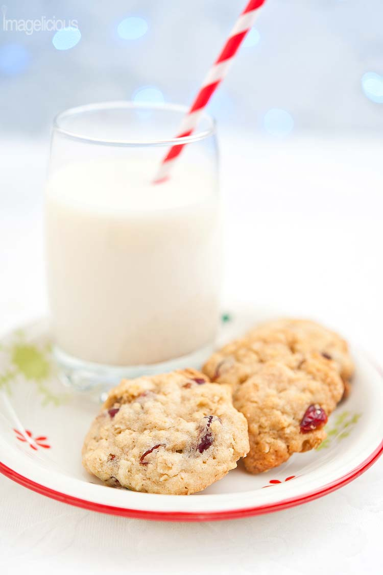 Cranberry And White Chocolate Cookies Imageliciouscom