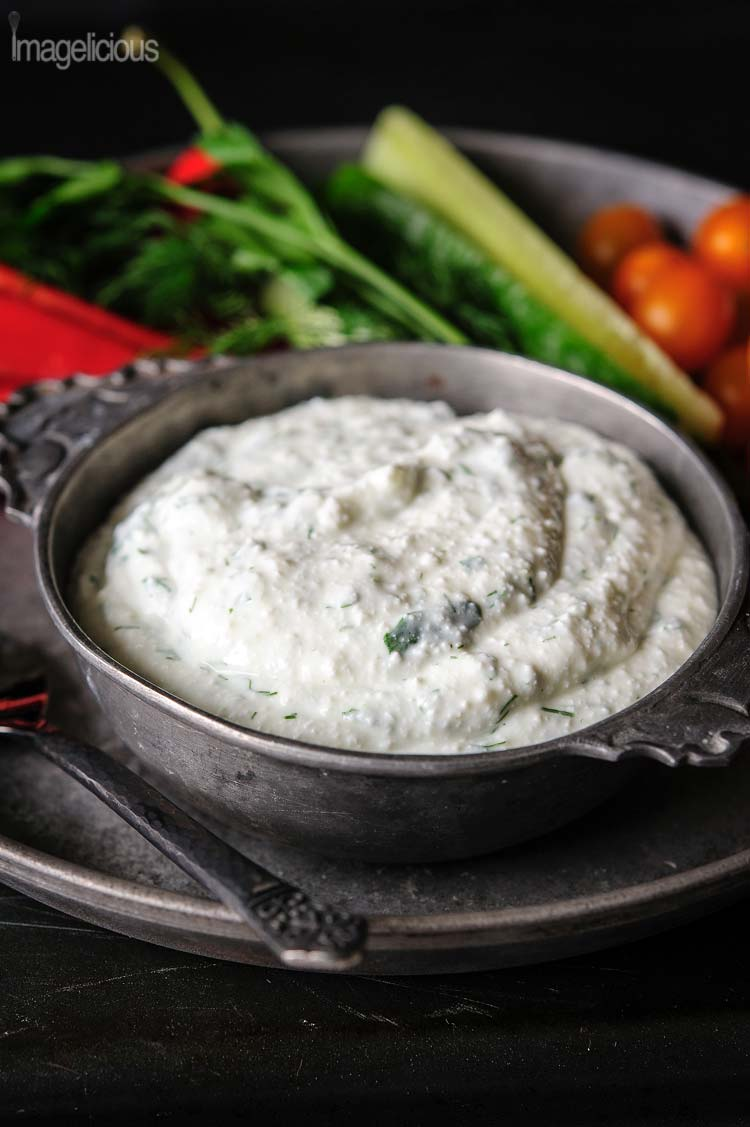 Good Cottage Cheese Dip