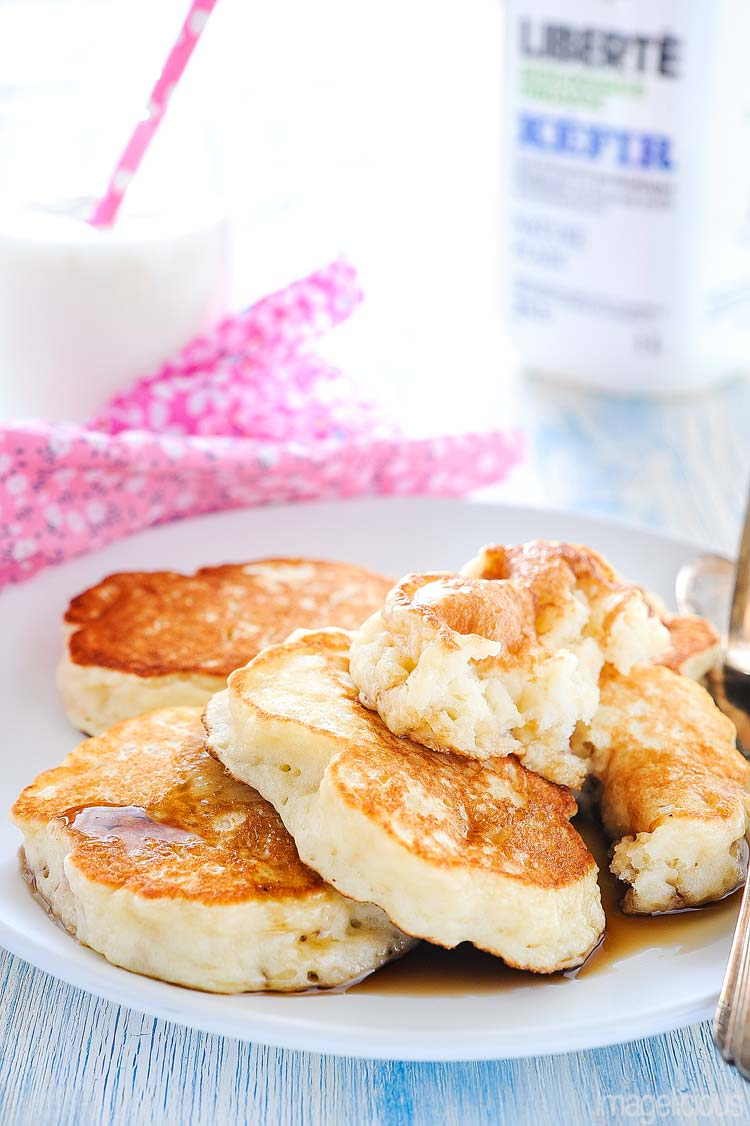 Stuffed pancakes on kefir: the best recipes for cooking classic pancakes and other types of sweet, salty and lean pancakes with step-by-step recipes and video tips 20