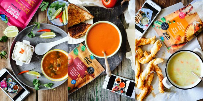 Three ways to soup up your lunch when time is luxury